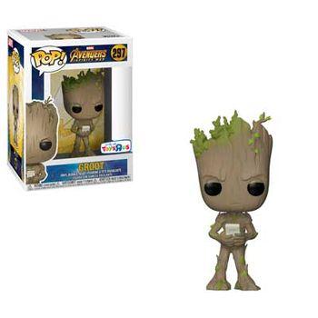 image de Groot (Infinity War) (Moody)