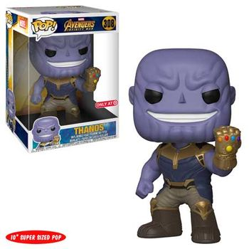 image de Thanos (Infinity War) (10-Inch)