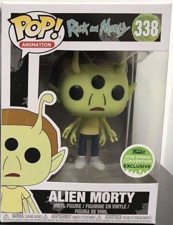 image de Alien Morty [Spring Convention]