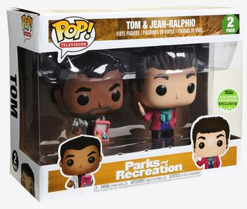 image de Tom & Jean-Ralphio (2-Pack) [Spring Convention]