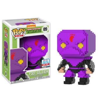 image de Foot Soldier (Purple)
