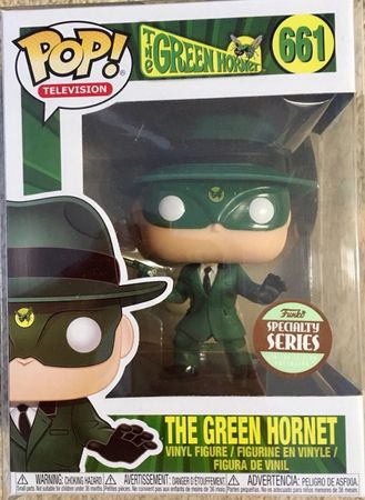 image de The Green Hornet