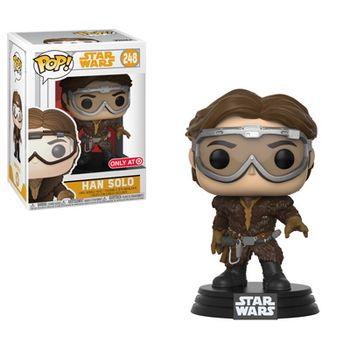 image de Han Solo (Solo Movie) (Goggles)
