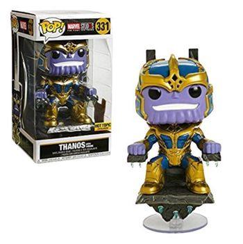 image de Thanos With Throne