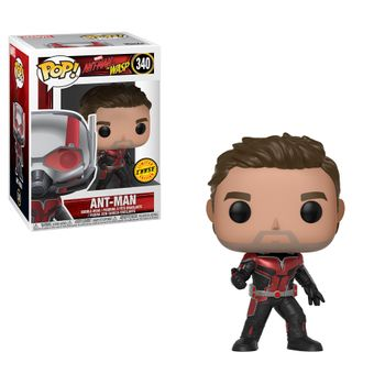 image de Ant-Man #340 (Unmasked, Holding Switch, Bobble-Head) [Chase]