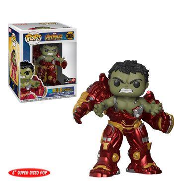 image de Hulk Busting Out of Hulkbuster