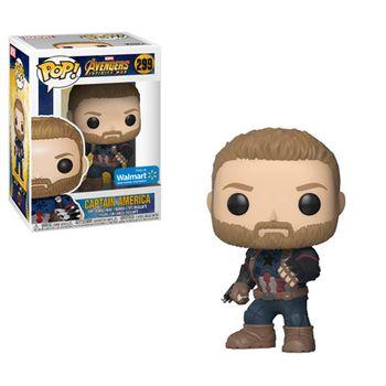 image de Captain America (Infinity War) (Action Pose)
