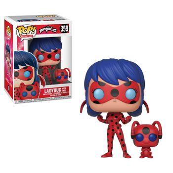 image de Ladybug with Tikki