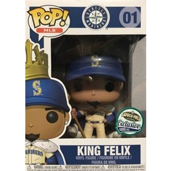 image de King Felix (Sunday Alternate Uniform)