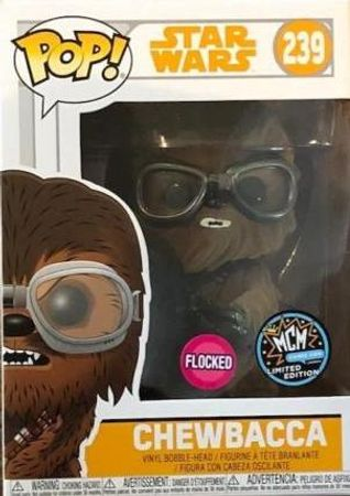image de Chewbacca (Solo Movie) (Flocked) [MCM]