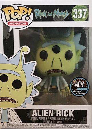 image de Alien Rick [MCM]
