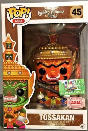 image de Tossakan (Orange)