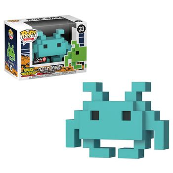 image de Medium Invader (Teal)