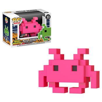 image de Medium Invader (Pink)