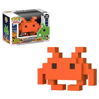 image de Medium Invader (Orange)