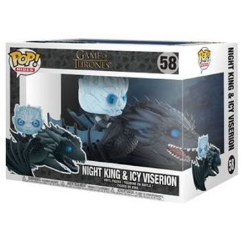 image de Night King & Icy Viserion