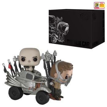 image de The Nux Car [SDCC]