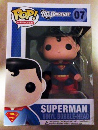 image de Superman (Bobble-Head)
