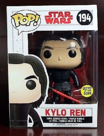 image de Kylo Ren (The Last Jedi) (Glow in the Dark)