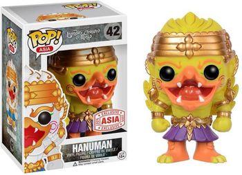 image de Hanuman (Purple)