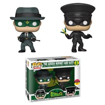 image de The Green Hornet and Kato (2-Pack) [SDCC]