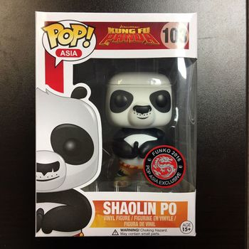 image de Shaolin Po