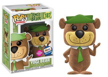 image de Yogi Bear (Flocked)