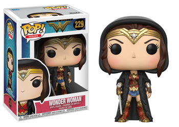 image de Wonder Woman (Cloaked)