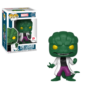 image de The Lizard
