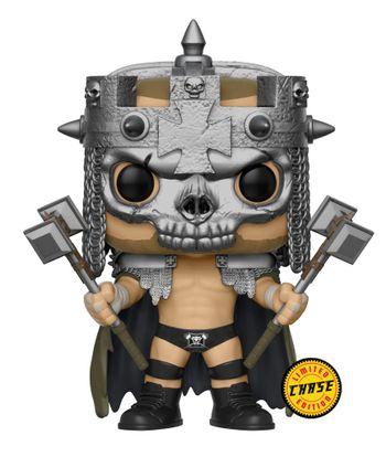 image de Triple H Skull King (Masked)
