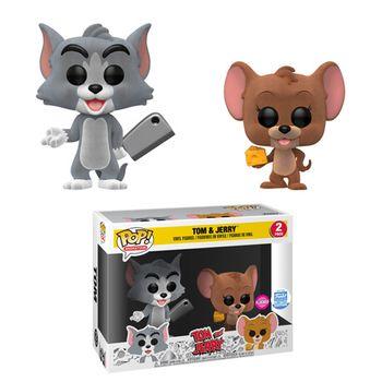 image de Tom & Jerry (Flocked) (2-Pack)