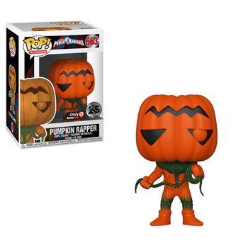 image de Pumpkin Rapper