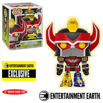 image de Megazord (Glow in the Dark)
