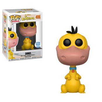 image de Dino #406 (Yellow) [Funko-Shop]
