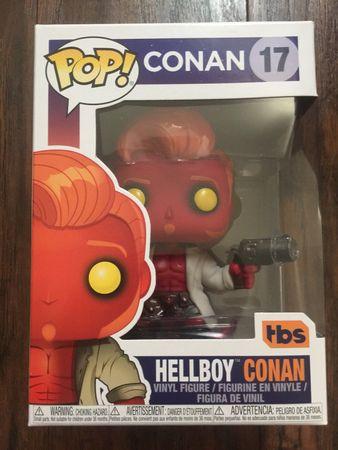 image de Hellboy Conan