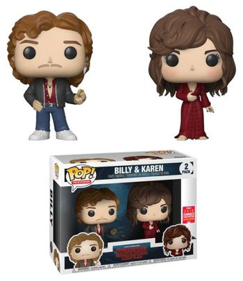 image de Billy & Karen (2-Pack) [Summer Convention]