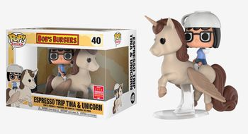 image de Espresso Trip Tina & Unicorn [Summer Convention]