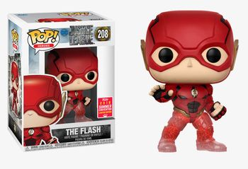 image de The Flash (Justice League) (Running) [Summer Convention]