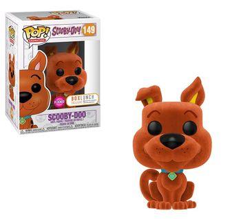 image de Scooby-Doo #149 (Orange, Flocked) [Box Lunch]