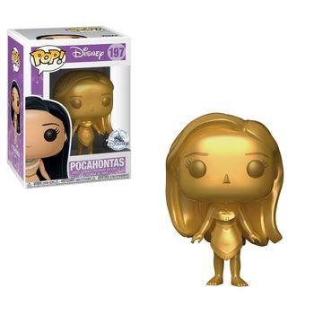 image de Pocahontas (Gold)