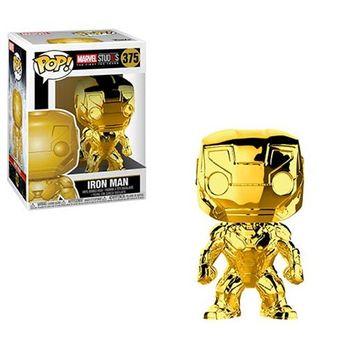 image de Iron Man (Gold Chrome)