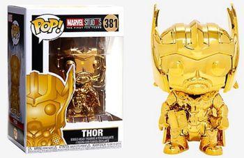 image de Thor (Gold Chrome)