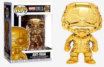image de Ant-Man (Gold Chrome)