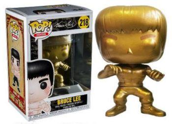 image de Bruce Lee (Enter The Dragon) (Gold)