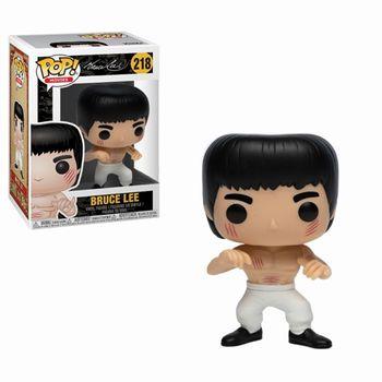 image de Bruce Lee (Enter The Dragon) (White Pants)