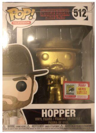 image de Hopper (Gold)