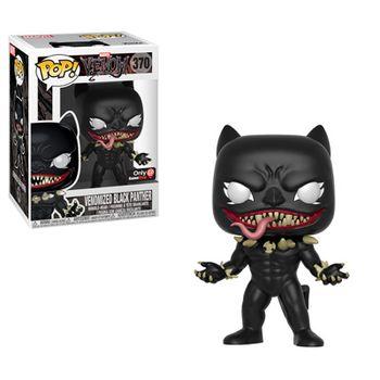 image de Venomized Black Panther