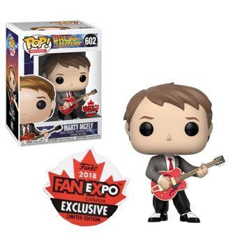 image de Marty McFly (w/ Guitar) [Fan Expo]