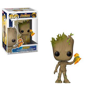 image de Groot (Infinity War) (With Stormbreaker)