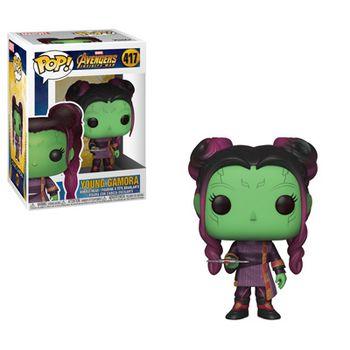 image de Young Gamora